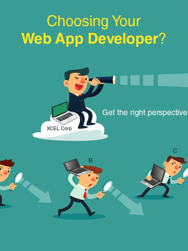 Things to look for in a web applications developer.