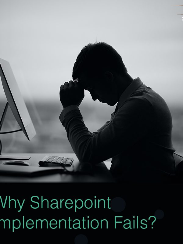 What makes sharepoint implementations fail?