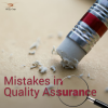 5 Quality Assurance Mistakes to Avoid, Jit Goel, XCEL Corp Jit Goel